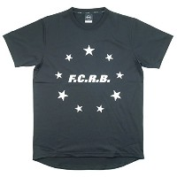 SOPHNET. ソフネット FCRB (F.C.R.B.) (F.C.Real Bristol) 16AW S/S CIRCLE STAR TRAINING TEE Tシャツ FCRB...