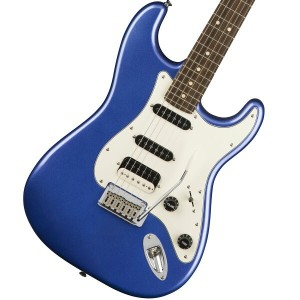 【タイムセール:28日12時まで】Squier by Fender / Contemporary Stratocaster HSS Ocean Blue Metallic Rosewood...