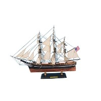 """Flying Cloud Limited 21""""–Wooden Clipper Ship–装飾木製Tall Ship–Nautical"""