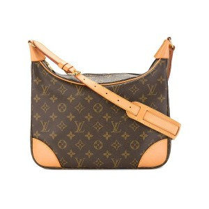Louis Vuitton Vintage Boulogne 30 ショルダーバッグ - ブラウン