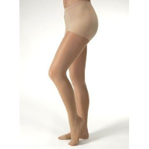 BSN Jobst Ultrasheer 30-40 mmHg Waist-High Extra Firm Compression Pantyhose-Sun Bronze, Medium,Each...