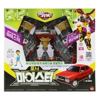 Hello Carbot Pony Meister / Car Transformer Robot Toy Kids Action Figure