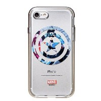 【 iPhone7 / iPhone8 共用 ケース カバー 】【正規品 Marvel Metal Color Bumper Case マーベル バンパー ★/日本国内発送】 iPhone7...