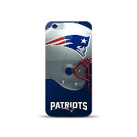 High Quality NFL-HL6P-PATS Sports Helmet Series Tpu Case Nfl New England Patriots, Compatible with...