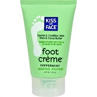 Foot Creme Peppermint - 4 oz by Kiss My Face