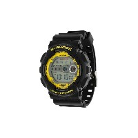 G-Shock bicolour watch - ブラック