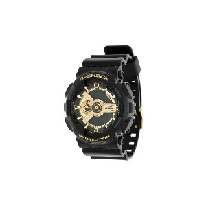 G-Shock round watch - ブラック
