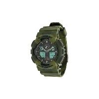 G-Shock round watch - グリーン