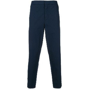 Barena cropped tailored trousers - ブルー