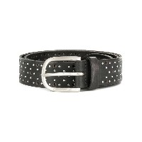 Orciani studded belt - ブラック