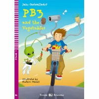 ELI Young ELI Readers 2: PB3 and the Vegetables with MULTI-ROM