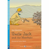 ELI Young ELI Readers 3: Uncle Jack and the Meerkats with MULTI-ROM