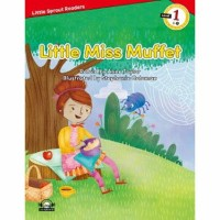e-future Little Sprout Readers 1-04. Little Miss Muffet (with Hybrid CD)