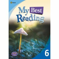 e-future My Best Reading 6 Student Book (with Workbook and MP3 CD)