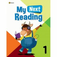 e-future My Next Reading 1 Student Book (with Workbook and MP3 CD)