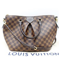 【LOUIS VUITTON】ルイ・ヴィトン ダミエ シエナMMN41546【中古】