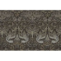 William Morris「Peacock and Dragon」