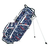 WINWIN STYLE(ウィンウィンスタイル) キャディーバッグ PS SPORTS LUCKY CHARACTER Light Weight Stand Bag 9.0型 47インチ対応...
