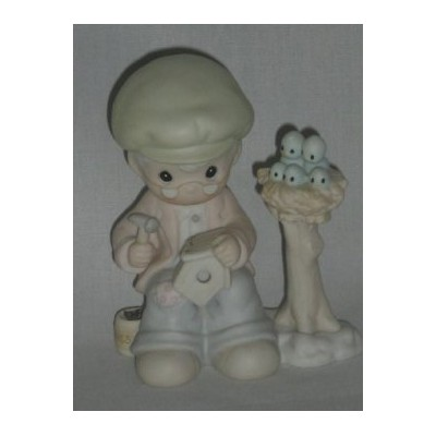 Precious Moments PM921 Only Love Can Make A Home by Precious Moments [並行輸入品]