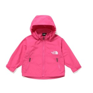 【THE NORTH FACE】コンパクトジャケット【アダム エ ロペル マガザン/Adam et Rope Le Magasin キッズ その他(ジャケット・スーツ) ピンク(63) ルミネ...