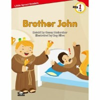 e-future Little Sprout Readers 1-09. Brother John (with Hybrid CD)