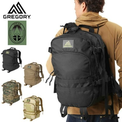 GREGORY グレゴリー SPEAR スピア RECON PACK リーコンパック バックパック《WIP》ミリタリー 軍物 メンズ 男性 ギフト プレゼント【Sx】