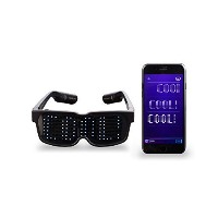 Chemion スマートグラス Smart  LED Glasses CHON-100A