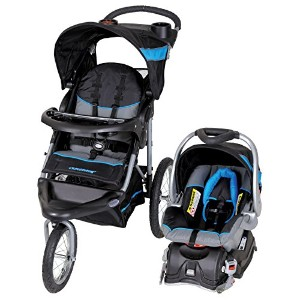 Baby Trend Expedition Jogger Travel System, Millennium Blue by Baby Trend