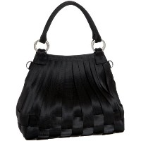 [ハービーズ] Harveys Small Hobo 4106 4206 (BLK OO1/)