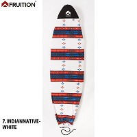 "FRUITION サーフボードケース( 7.INDIANNATIVE-WHITE,5'10"")"