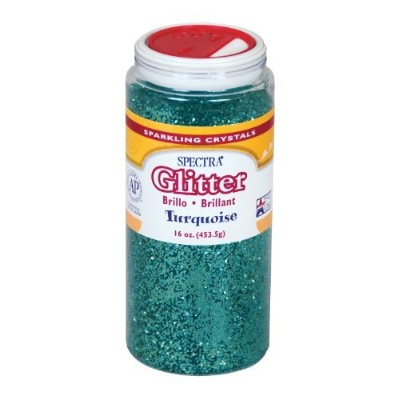 Spectra Glitter, 1 Lb., Turquoise by Spectra [並行輸入品]