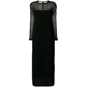 Max Mara long tunic dress - ブラック