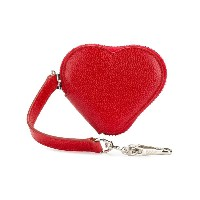 Vivienne Westwood love heart coin purse - レッド