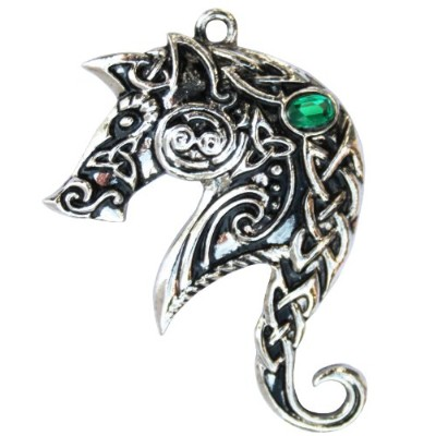 Lost Treasures of Albion Lyonesse for Beauty & MysteryペンダントチャームAmulet Talisman