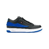 Fila casual lace-up sneakers - ブラック