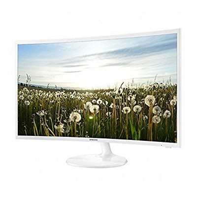 "SAMSUNG 32"" V32F391 FHD Super Slim 11.9mm Curved 湾曲 Monitor 1800R FreeSync, PIP+, Game Mode [並行輸入品]"