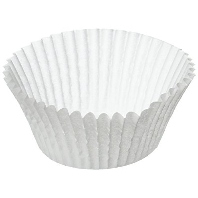 Oasis Supply Baking Cups、標準50-count、ホワイト