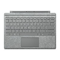Microsoft Surface Pro 3 / Pro 4 Signature Type Cover - Two-Tone Mlange Grey(米国並行輸入品)