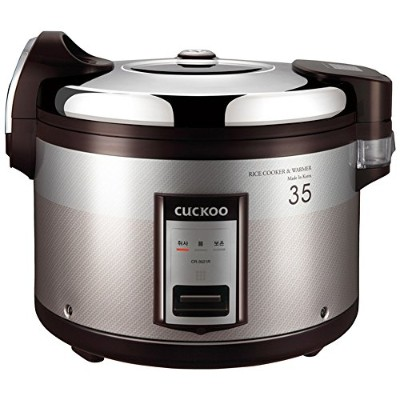 CUCKOO CR-3521R Commercial Electrical Rice Cooker 35 Persons 220V For Business Use CUCKOO CR...
