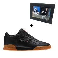 SHINee Taemin x Reebok Timeless Classic Workout Plus by Taemin (Balck Gum) + Photo