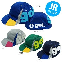 gol./ゴル ジュニア 帽子 BIG LOGO Jr.PRACTICE CAP g878-202