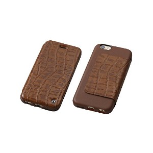 Deff iPhone 6 6s Plus 対応 レザーケース / Luxury Genuine Leather Case / DCS-IP6SL / DCS-IP6PSL (iPhone 6/6s...