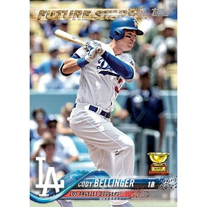 2018Toppsシリーズ1野球Complete Set with 350カード。Featuring Veterans、Rookies、将来、星、チームカードLeague Leaders...