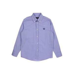 FRED PERRY シャツ ライラック