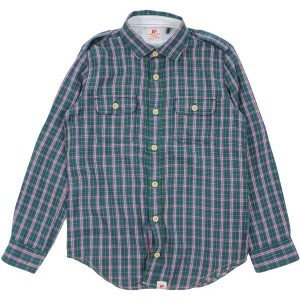 AMERICAN OUTFITTERS シャツ グリーン
