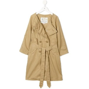 Go To Hollywood classic style trench coat - ブラウン