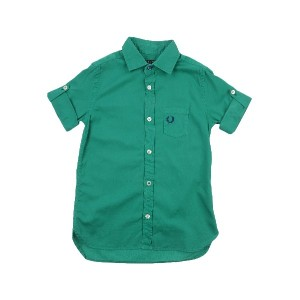 FRED PERRY シャツ グリーン