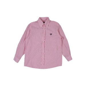 FRED PERRY シャツ コーラル