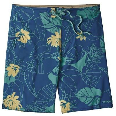patagonia パタゴニア Ms Stretch Planing Boardshorts 20 in./VSUL/33 86611男性用 ブルー