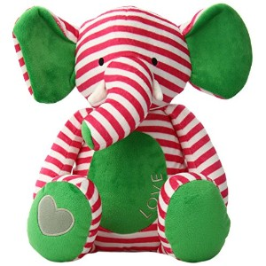Bella Tunno Poetic Plush Animal, Love Elephant by Bella Tunno